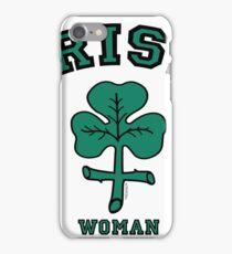 IRISH WOMAN! iPhone Case/Skin