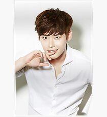 Lee Jong Suk Poster