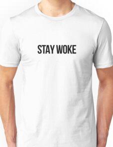 WOKE. Unisex T-Shirt