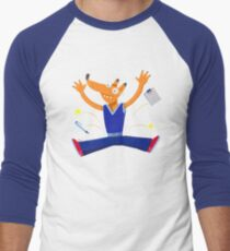 Celebration graduation fox jumping for joy T-Shirt