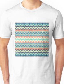 Zig Zag Chevron Unisex T-Shirt