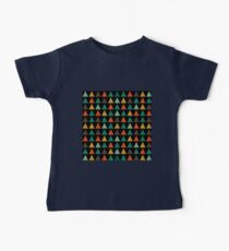 Colorful Geometric Pattern Kids Clothes