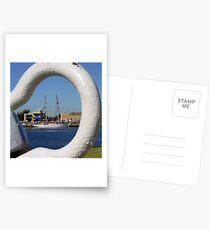 Shackled. Postcards