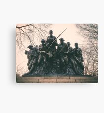 107th United States Infantry Canvas Print