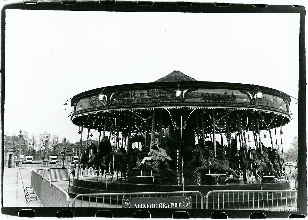 Carousel by kmariedahl