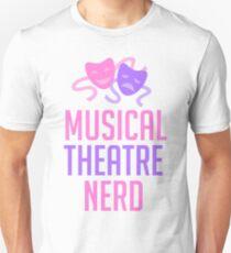 Camiseta unisex Teatro Musical Nerd