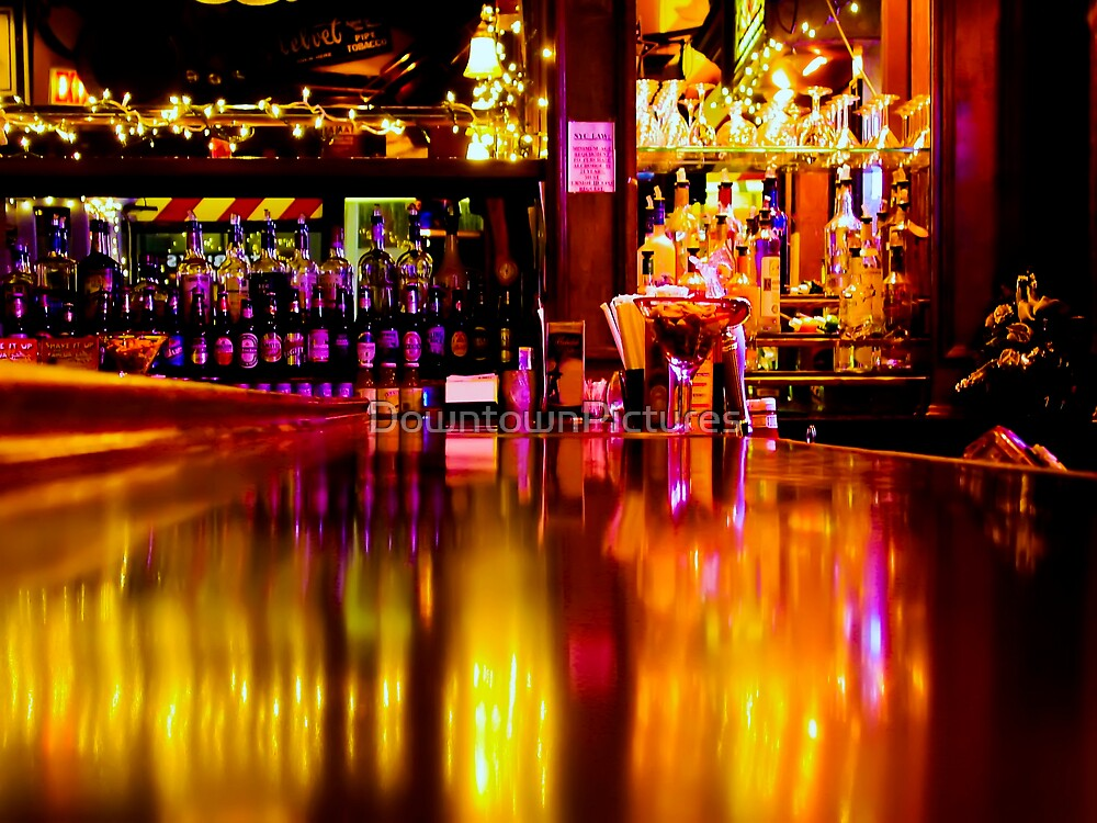 Where Everyone Knows Your name by DowntownPictures
