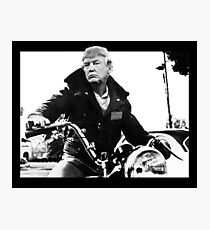 Trump Classic Mashup 01 Photographic Print