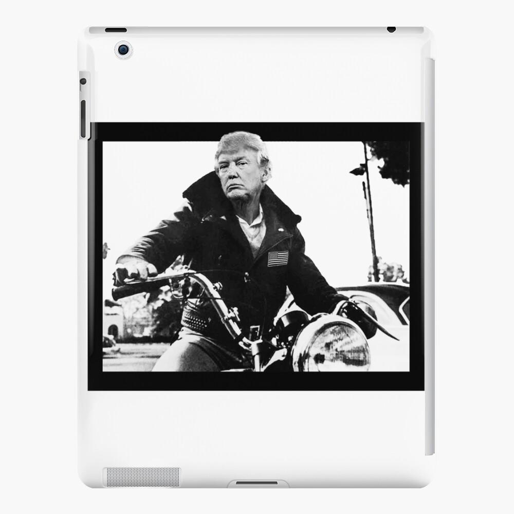 Trump Classic Mashup 01 Funda y vinilo para iPad