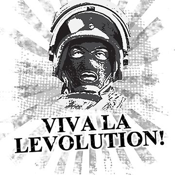 Viva la levolution! by Awock