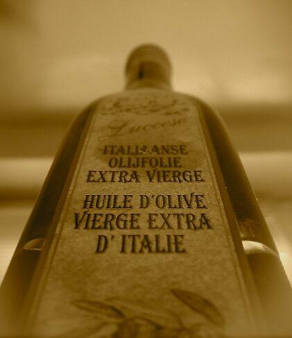 l'Huile d'olive - Olive Oil by Pamela Maxwell