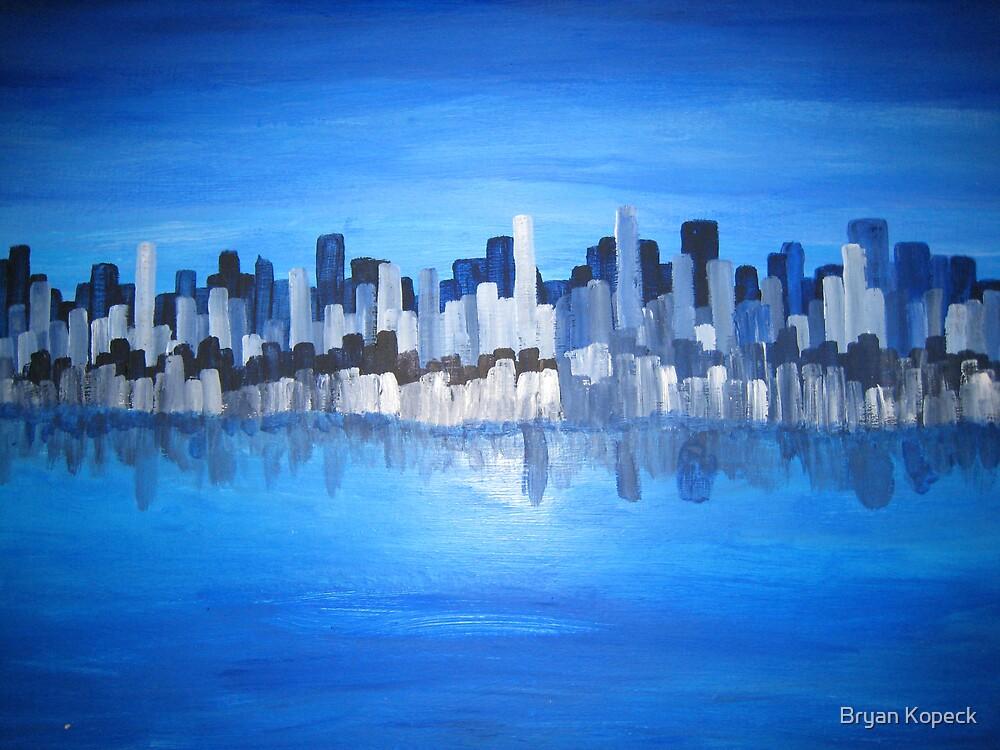 City Scape by Bryan Kopeck