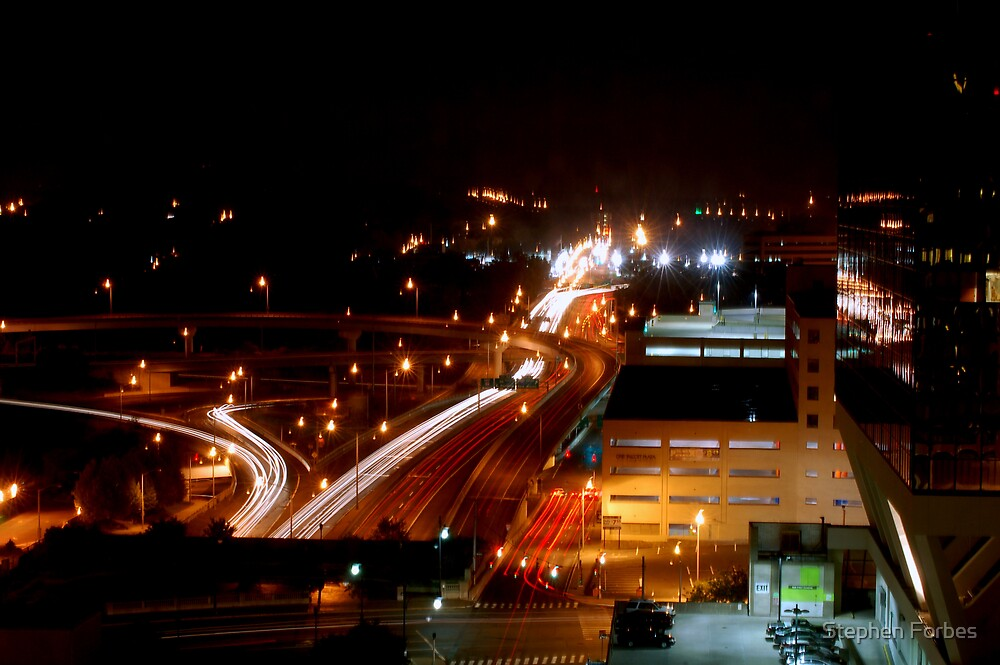Hartford Nights by Stephen Forbes