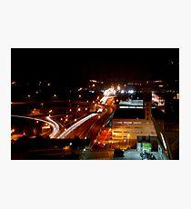 Hartford Nights Photographic Print