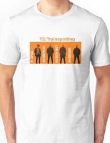t2 trainspotting  Unisex T-Shirt