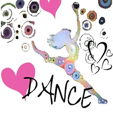 I Heart Dance 2 - Apparel & Gear  by TIAMARIACAT