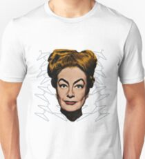 Joan Crawford- No Wire Hangers! Unisex T-Shirt
