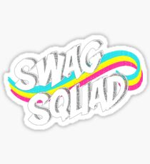 Swag Squad Sticker