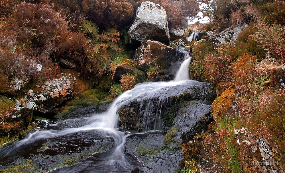 Waterfall  by dimm808