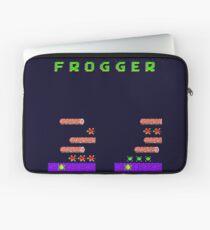 Frogger's Frustration - Devastation Laptop Sleeve