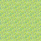 Yellow Swirl by SpottiClogg
