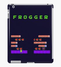 Frogger's Frustration 2 - Timing is Key iPad Case/Skin