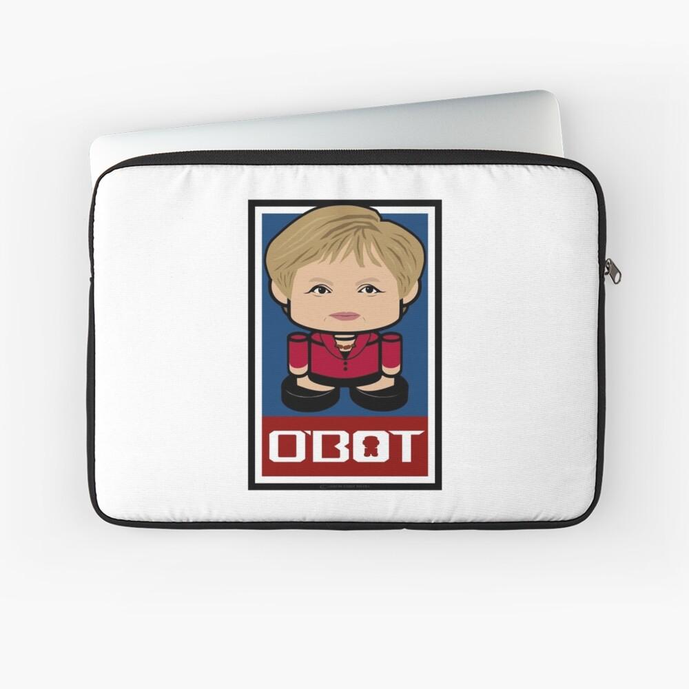 Mein Kasi POLITICO'BOT Toy Robot Laptop Sleeve