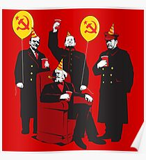 The Communist Party 3: The Communing Poster