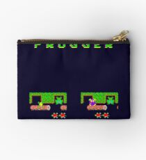 Frogger's Frustration 3 -  Only One More to Go Studio Pouch