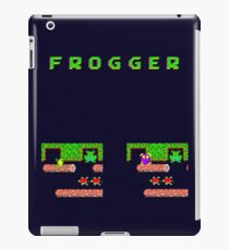Frogger's Frustration 3 -  Only One More to Go iPad Case/Skin