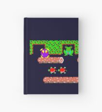 Frogger's Frustration 3 -  Only One More to Go Hardcover Journal
