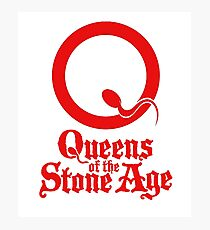 Queens Of The Stone Age Photographic Print