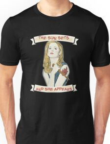 Buffy Lets Me Rest In Peace Unisex T-Shirt