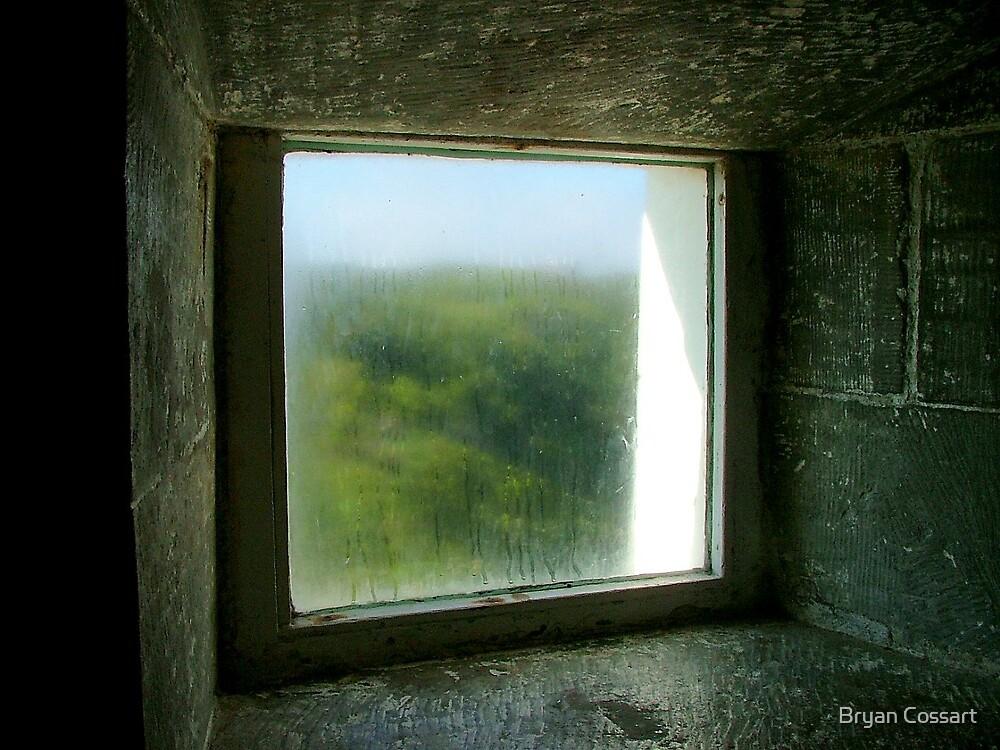 Misty Window by Bryan Cossart