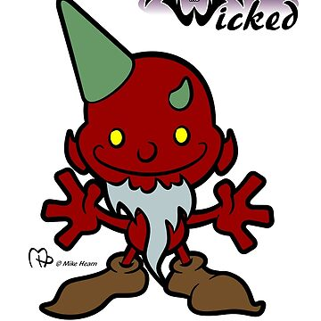 Red Gnoblin - Walter the Wicked by MikePHearn