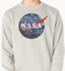 NASA starry night Pullover