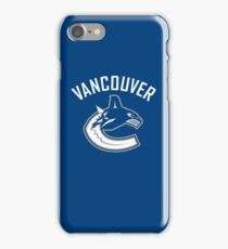 Vancouver Canucks iPhone Case/Skin