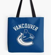 Vancouver Canucks Tote Bag