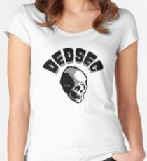 dedsec Women's Fitted Scoop T-Shirt
