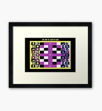 Archon - Board Framed Print