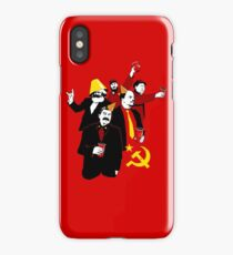 The Communist Party (variant) iPhone Case