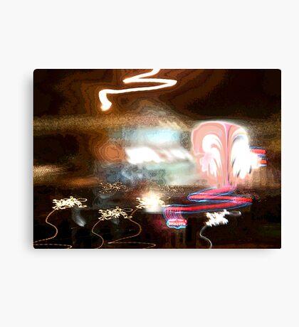 Fantasy Lights Canvas Print