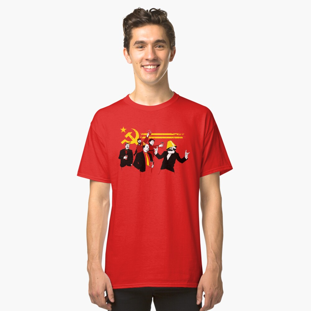 The Communist Party (original) Classic T-Shirt