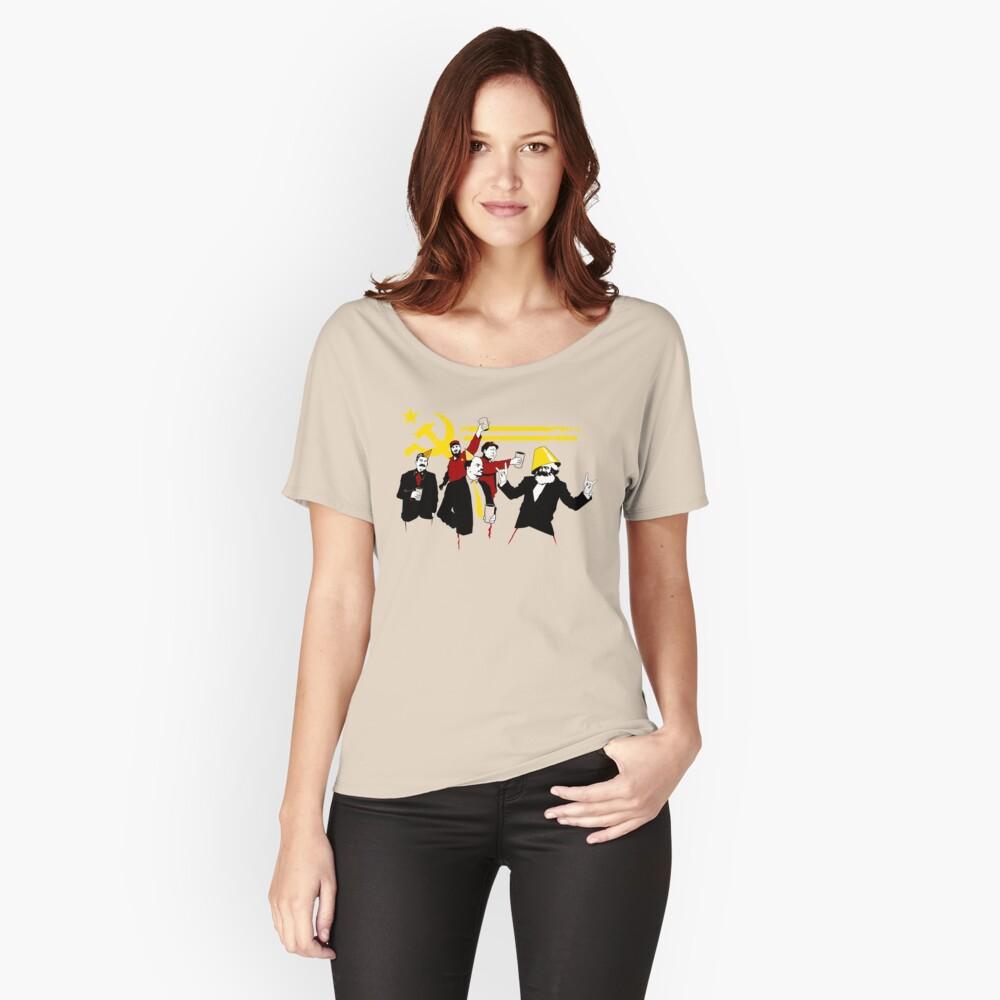 Die Kommunistische Partei (Original) Loose Fit T-Shirt