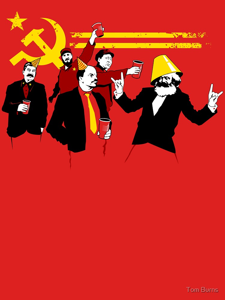 The Communist Party (original) by tpbiv