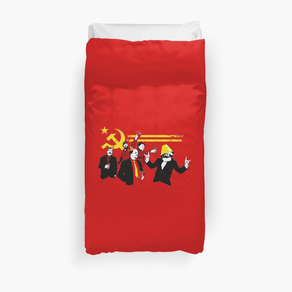 Die Kommunistische Partei (Original) Bettbezug