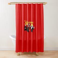 Die Kommunistische Partei (Original) Duschvorhang