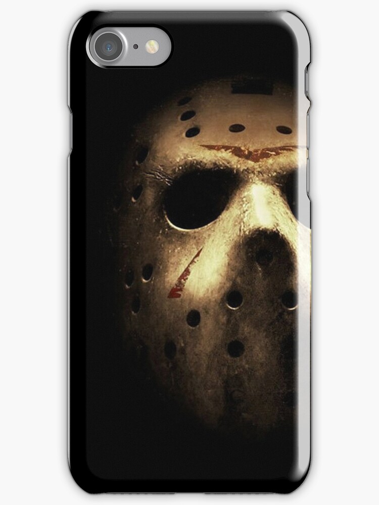 Jason Voorhees case 1 by MrBliss4