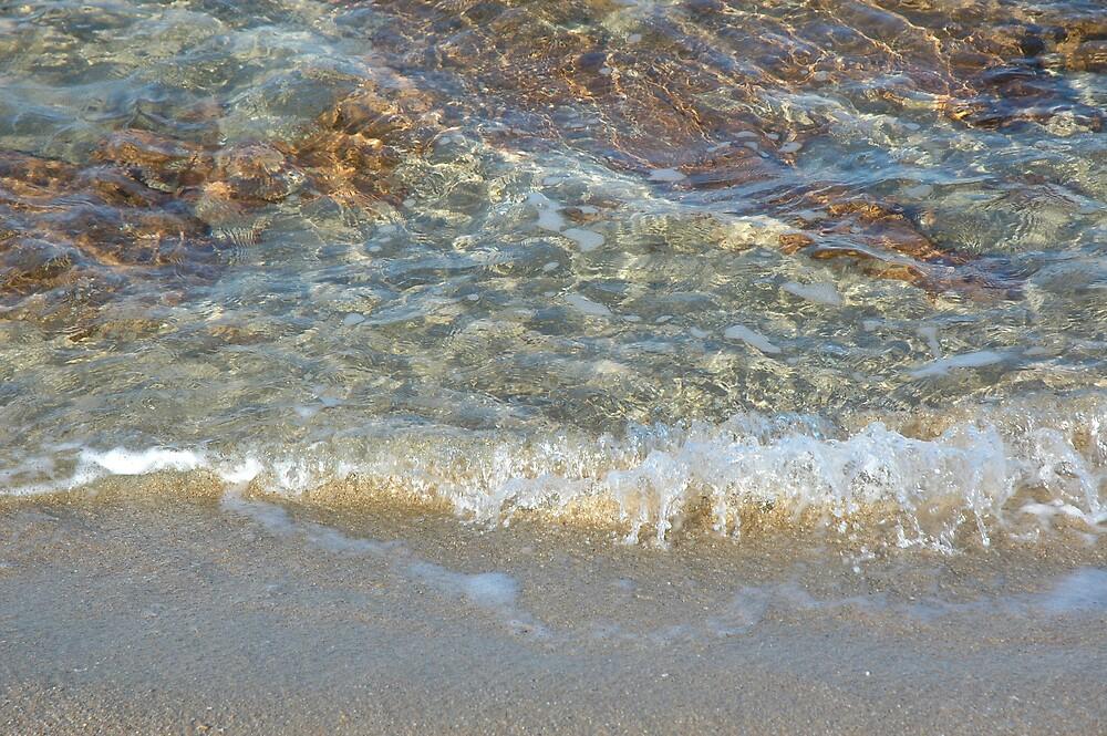 Water's Edge by Roslyn Slater