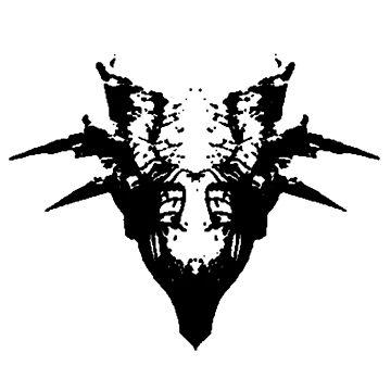 Revered Dragon Skull by spartan4279